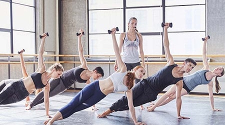 Here's where to find the top barre studios in New York City