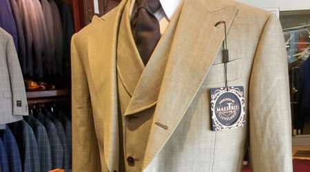 Tailor made: Cleveland's top 3 bespoke clothiers