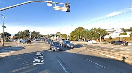 Pedestrian killed in collision near Stonestown Galleria