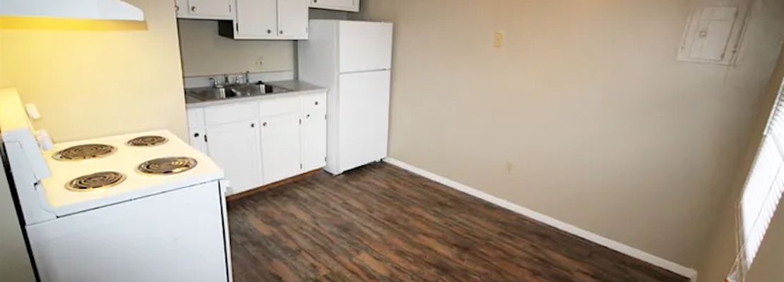 The cheapest apartments for rent in Old North Columbus