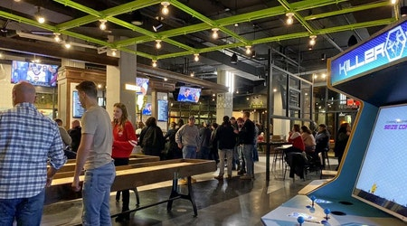 New brewery Taft's Brewpourium now open in Franklinton