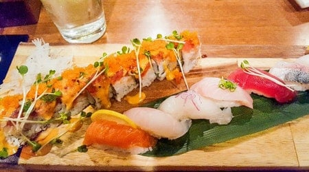 The 5 best spots to score sushi in Albuquerque