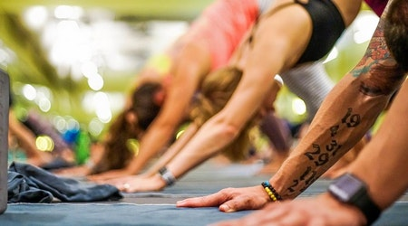 Here are Albuquerque's top 5 yoga spots
