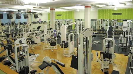 What's Seattle's top spot for gym workouts?