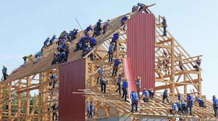 Roundup of building permits issued in Mesa last week
