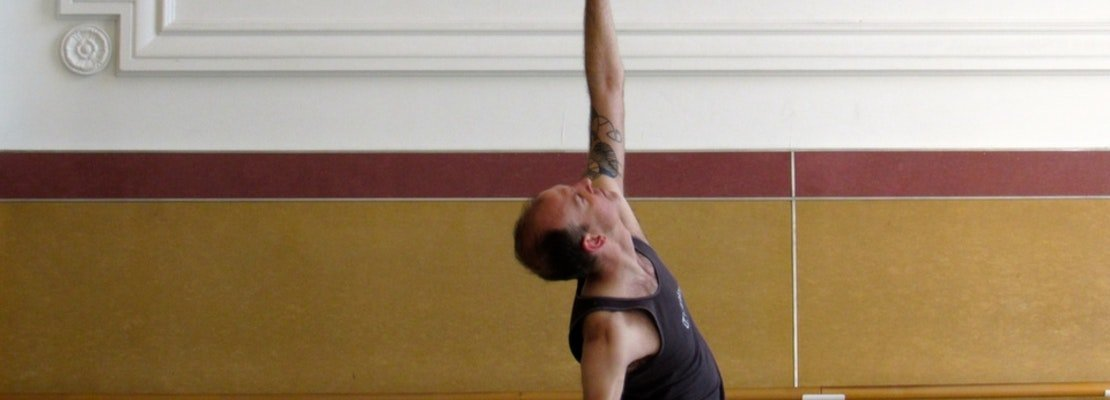 Choreographer Todd Eckert On Why He's Leaving The Upper Haight, And SF, For Good