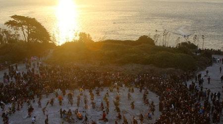 SF Thanksgiving week: Alcatraz Sunrise Ceremony, Milk and Moscone Vigil, More