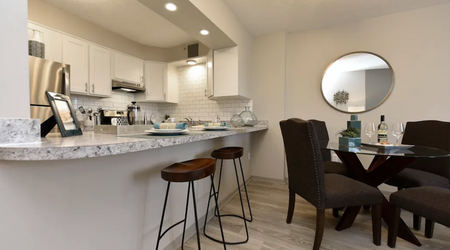 What apartments will $800 rent you in Bashford Manor, right now?