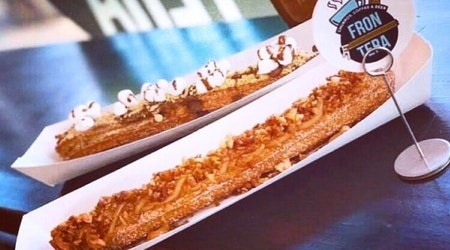 New Mexican spot Frontera Churros, Coffee & Beer debuts in South Mesa