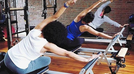 Here are the top pilates studios in St. Louis, by the numbers
