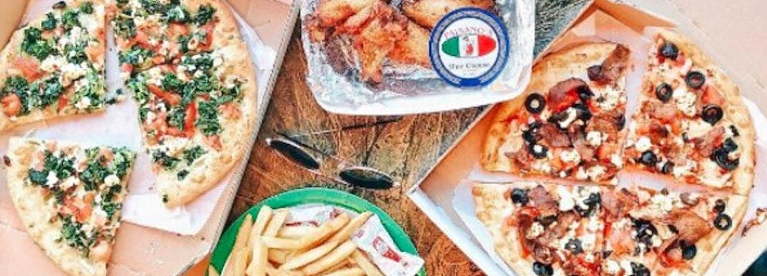 Paisano's Pizza opens at Rhode Island Avenue Shopping Center
