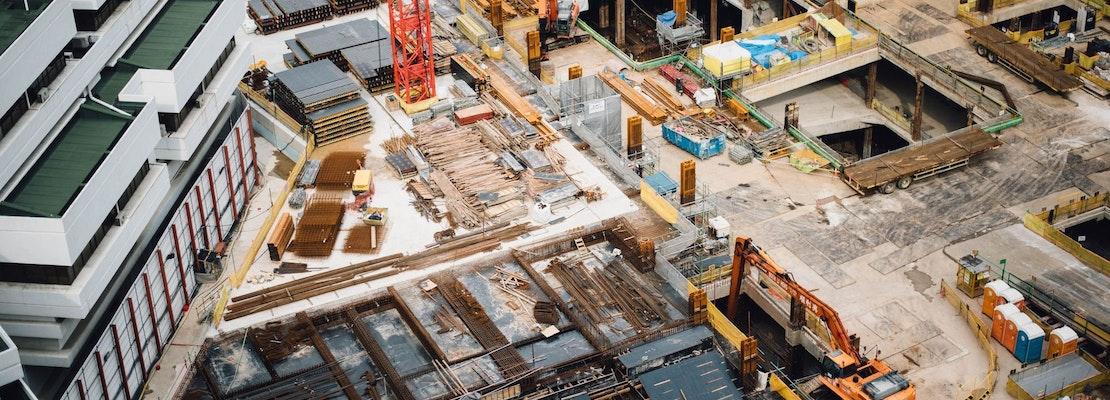 5 building permits issued in Mesa last week