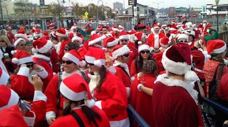 SF weekend: holiday markets, Lower Haight Art Walk, SantaCon, more