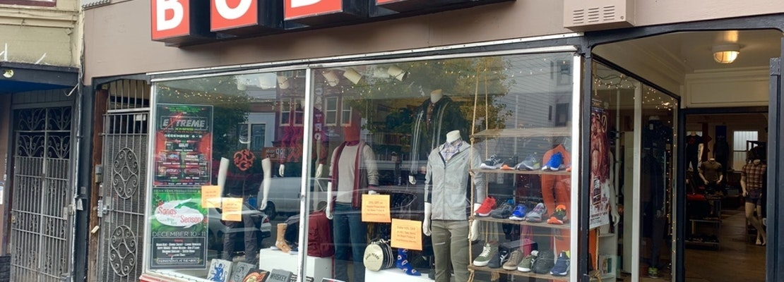 40-year-old Castro clothing store to close in wake of November fire