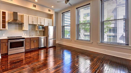 Budget apartments for rent in Downtown, Norfolk