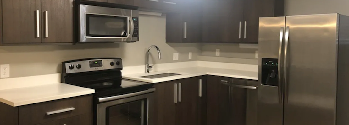 What apartments will $1,100 rent you in Indianola Terrace, today?