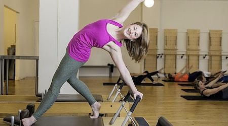Get moving at New York City's top Pilates studios