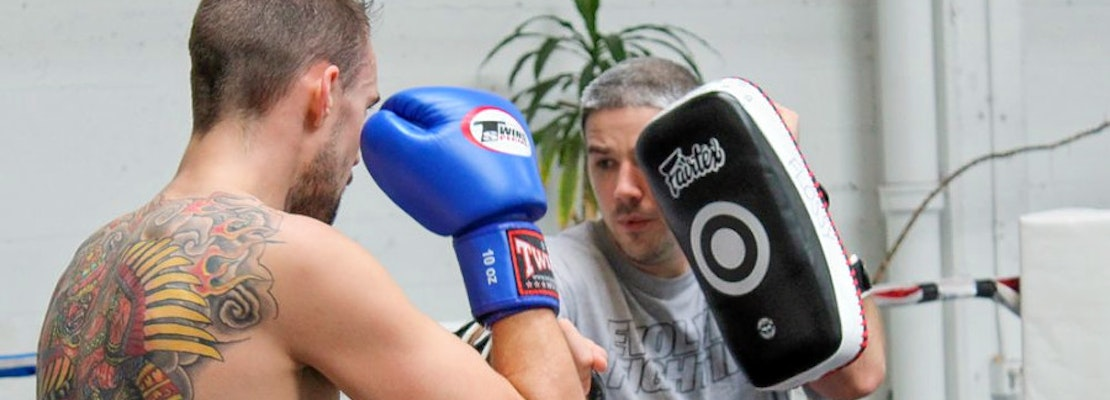 Get your kicks at new Muay Thai gym in Lower Nob Hill
