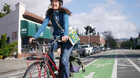 The Town on 2 wheels: Bike to Work Day in Oakland
