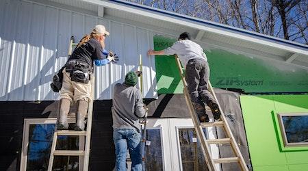 Building permits issued in Cincinnati last week