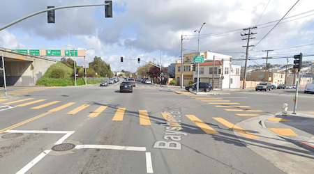 79-year-old woman killed by driver in Bayview traffic collision