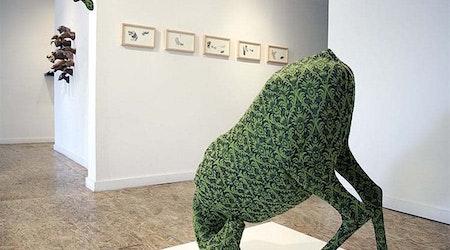 Treat yourself at Oakland's 3 priciest art galleries