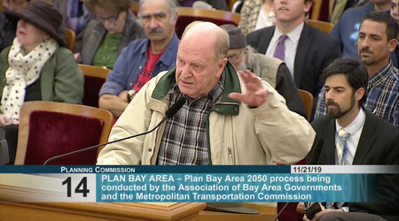 Former SF Supervisor compares increasing housing development on city's west side to rape