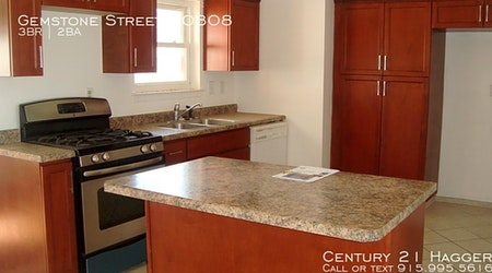 The cheapest apartments for rent in Northeast El Paso