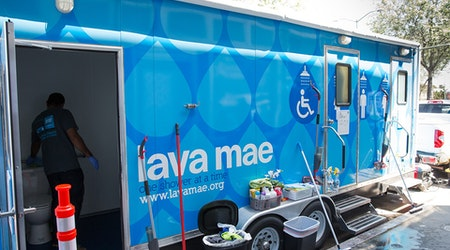 Lava Mae mobile shower service expands to Oakland
