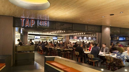 SF Eats: Tap 415 closes in Westfield Mall, Madrone Art Bar celebrates 15 years, more