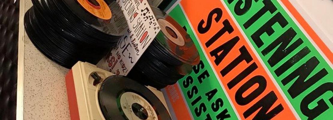 Baltimore's 5 top spots for cheap vinyl records