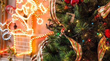 San Diego aglow with holiday events this week