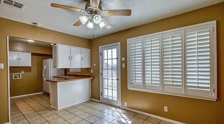 What apartments will $1,000 rent you in Northeast El Paso, this month?
