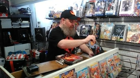 Comic-book shop Whatever Store finds new lair on Market Street