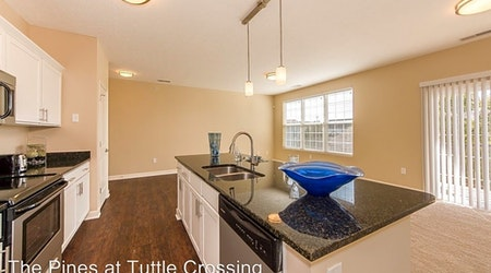 What apartments will $1,000 rent you in Tuttle West, today?