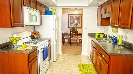 What apartments will $1,400 rent you in Kempsville, right now?