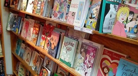 3 top spots for comic books in Cambridge