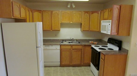 What apartments will $1,400 rent you in Southeast Colorado Springs, today?