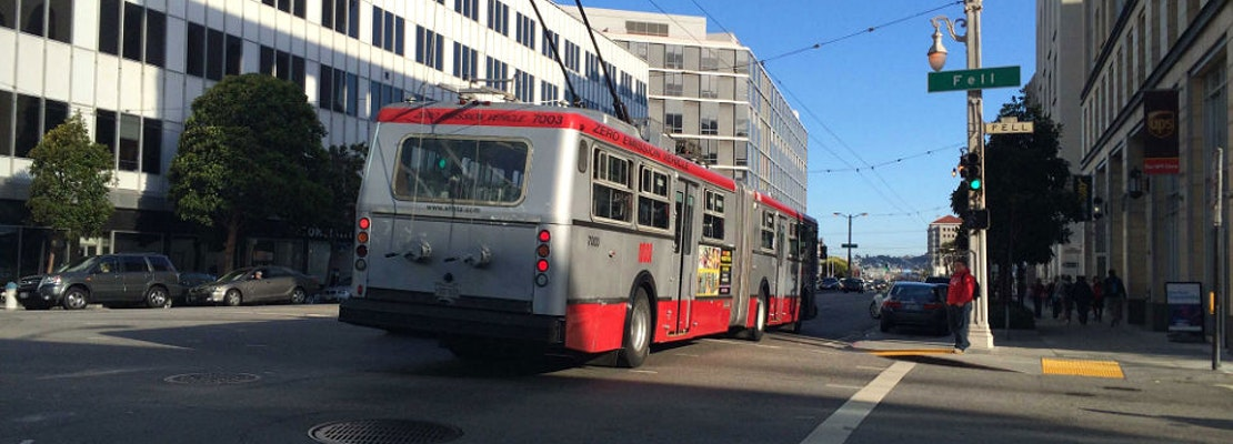 Public Hearing Friday For Van Ness Rapid Transit Project