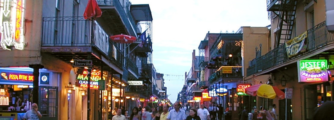 Travel and outdoor is hot in New Orleans this week