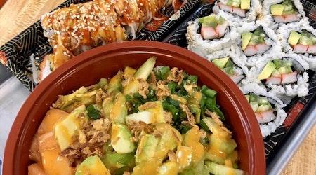 Get sushi, dumplings and more at Briargate's new Mama Poke