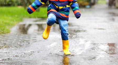 Weather forecast in Norfolk