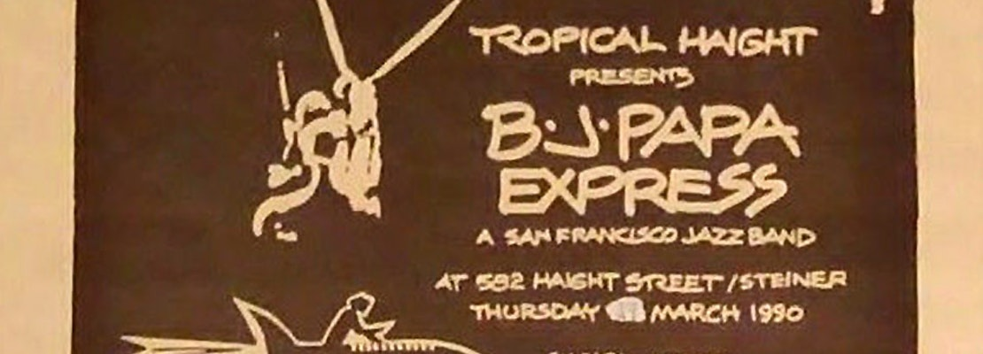 The Lower Haight Of 1990