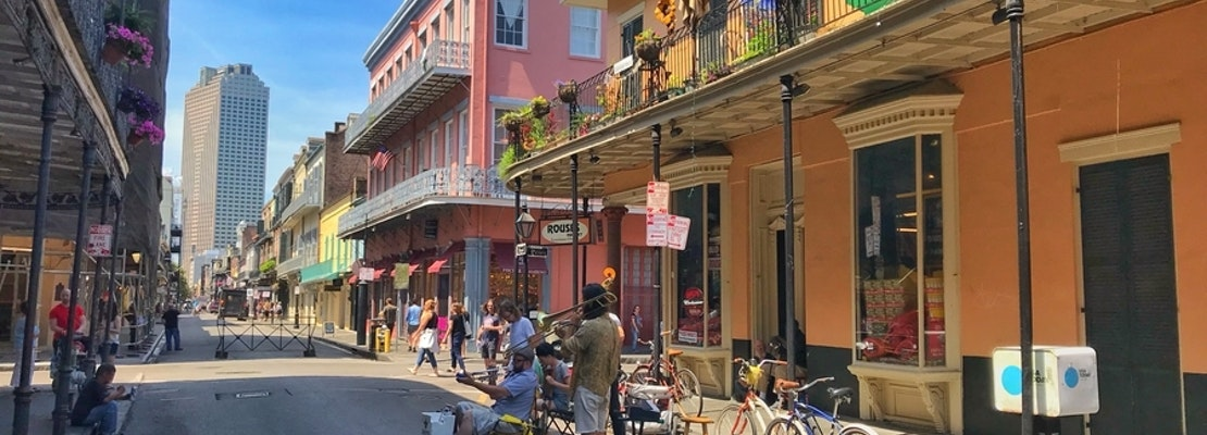 Top New Orleans news: City spends $6M on hotel collapse; half of school buses not certified; more