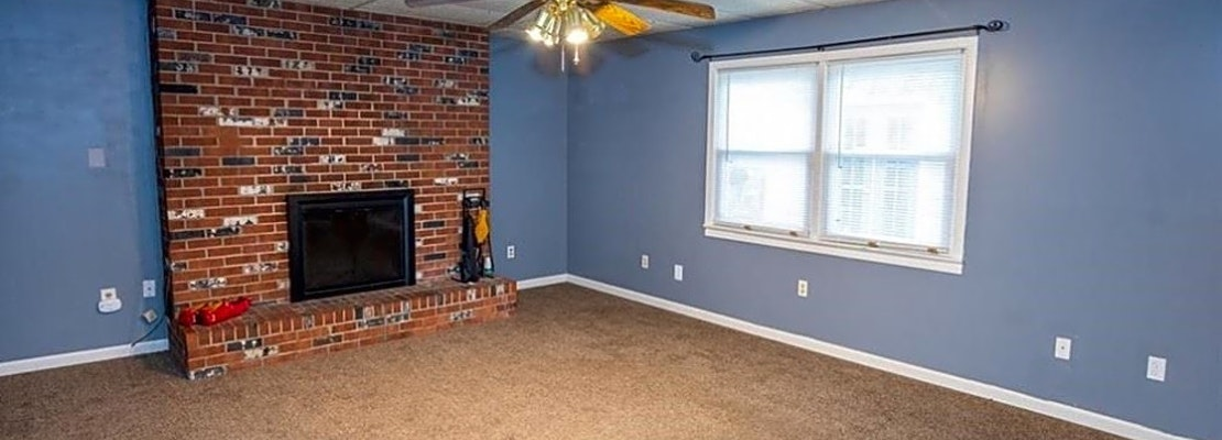What apartments will $1,600 rent you in Kempsville, this month?