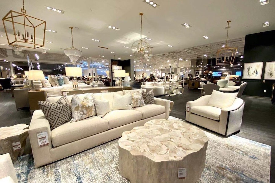 Mathis Brothers Furniture Expands To Lower Peters Canyon