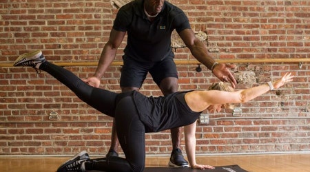 Here are Jersey City's top 5 personal training spots