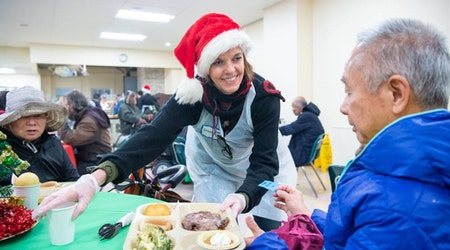 Where to volunteer, find fellowship, and free, festive holiday meals this week in San Francisco