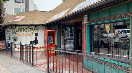 SF Eats: Kennedy's remains open, Lavash reopens after 2-year closure, new plans for Grubstake