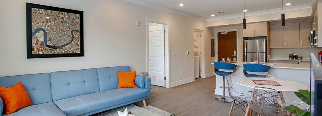 Apartments for rent in New Orleans: What will $1,800 get you?